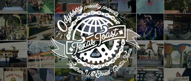 BMX – Texas Toast Jam: Together We Shred