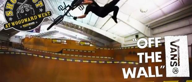 BMX: Vans Shoes – Woodward West Shootout 2013 cut down