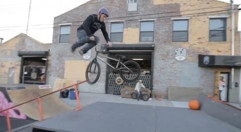 HALLOWEEN BMX JAM IN NEW YORK CITY