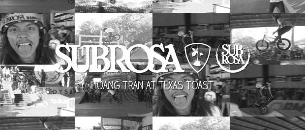 Hoang Tran at Texas Toast