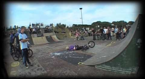 Source BMX 'GOLD MEDS!' Extras – Boyley Jam 2008