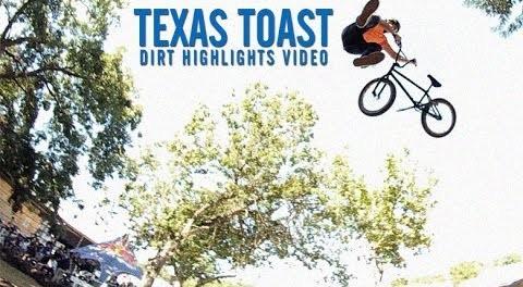 Texas Toast – Dirt Finals Video