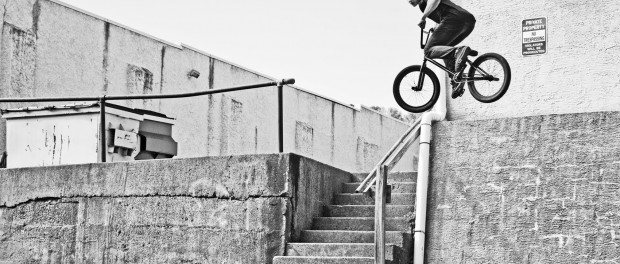 Anthony Derosa for The Come Up BMX