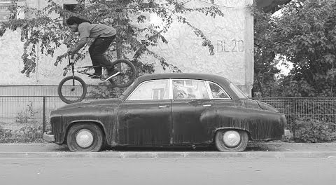 BMX – BRAD SIMMS IN EASTERN EUROPE
