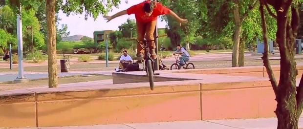 BMX – #HAZYINAZ ROADTRIP VIDEO