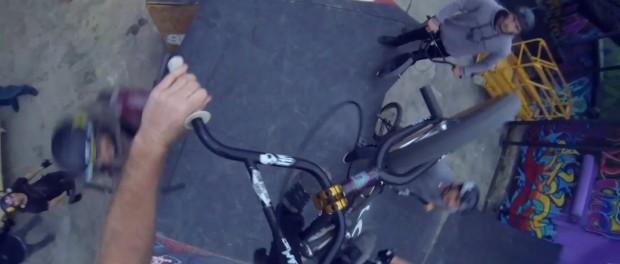 "BMX: Mike ""Hucker"" Clark GoPro POV at Red Bull Urban Rhythm"