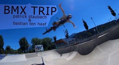 BMX Roadtrip – Innsbruck – Patrick & Bastian