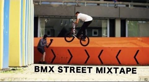 BMX Street Mixtape – Ed Zunda, Vasya Lukyanenko, etc