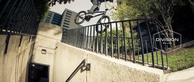 BMX – TRENT MCDANIEL – DIVISION BRAND 2013