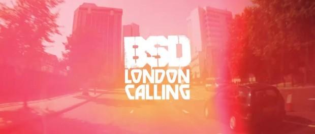 BSD London Calling trailer