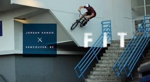 Jordan Hango X FIT 2013