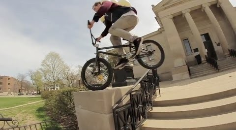 MADERA BMX – JEFF DOWHEN