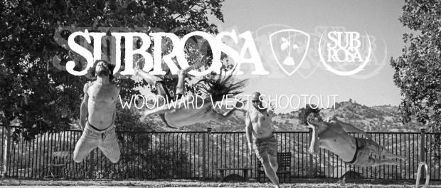"""Subrosa """"Woodward West Shootout"""""""