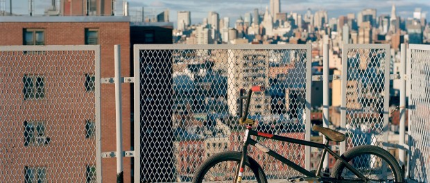 """Bike Check: Blackman """"The King of NYC BMX"""""""