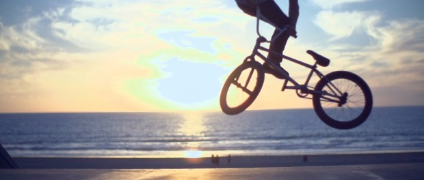 BMX: Cinema x Etnies Collab Featuring Nathan Williams and Corey Martinez