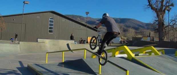 BMX: Connor Lodes Bike Check