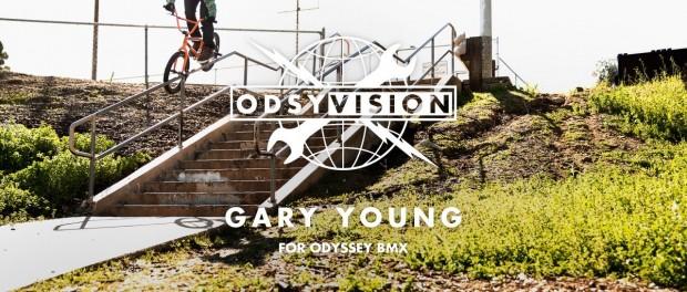 BMX – Gary Young for Odyssey BMX