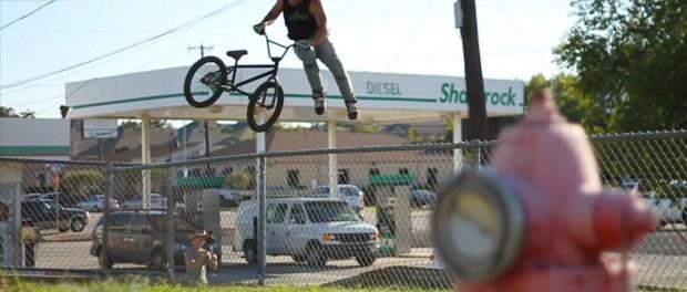 BMX: Nick Digeroloma In Texas