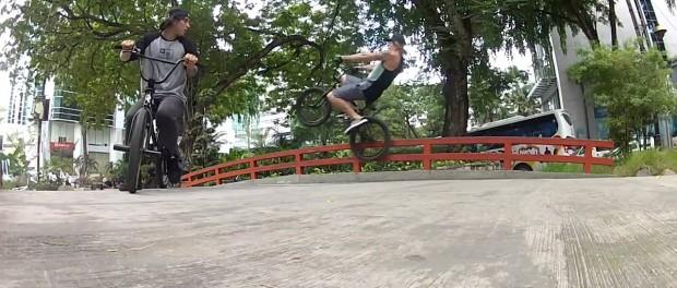 BMX – SOUTH EAST ASIA TOUR