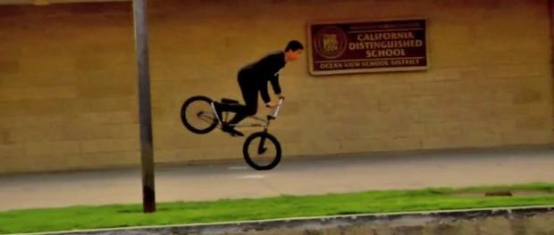 BMX STREET – JACOB CABLE FLAT LEDGE GOD