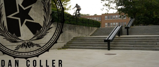 """Dan Coller """"Pave Your Way"""" Welcome to Kink BMX Pro"""