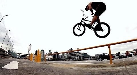 DANIEL JOHNSON – MELBOURNE BMX – DIVISION BRAND