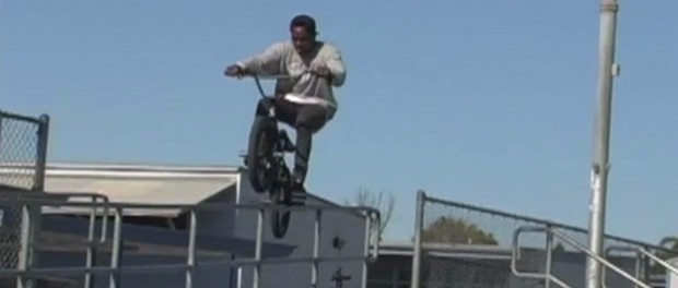 DEMARCUS PAUL for ALL DAY BMX