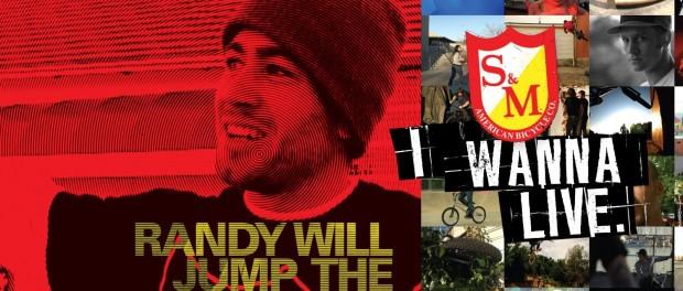 I WANNA LIVE – Randy Brown