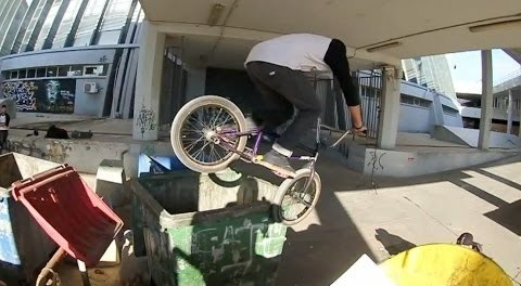 JASON EUSTATHIOU FEDERAL BMX 2014