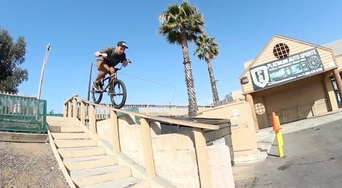 JESSE GARCIA for THE COME UP BMX