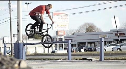 JIM BORIO for ALMOND BMX