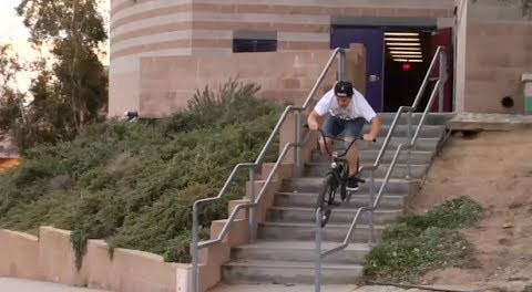 MATT CLOSSON – WELCOME TO ODI BMX
