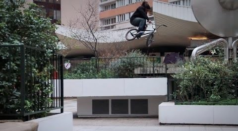 BMX – BRAD SIMMS in PARIS