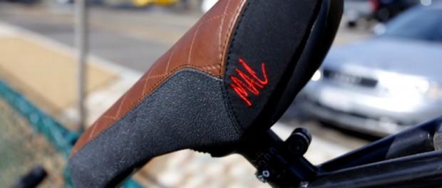 BMX Product Feature: Shawn McIntosh's Signature Primo Mac Seat