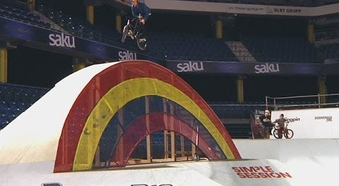 BMX: Simple Session 2014 – First Practice