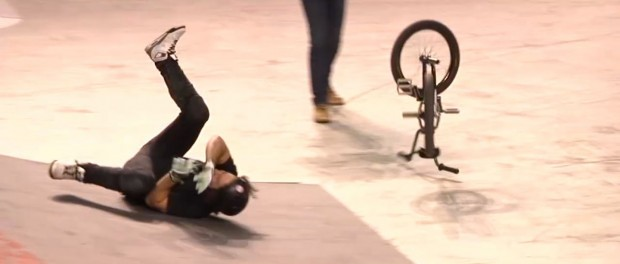 BMX: Simple Session Crashes