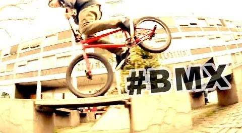 BMX Street: WOOZY BMX MIXTAPE #AWESOME