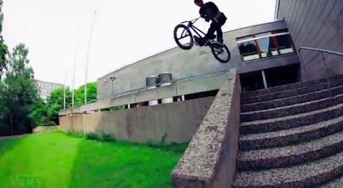 Markus Reuss & Mikey Wuerzinger – BMX STREET
