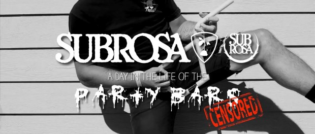 "Subrosa Brand – Day in the Life of Par T. Barr ""Censored"""