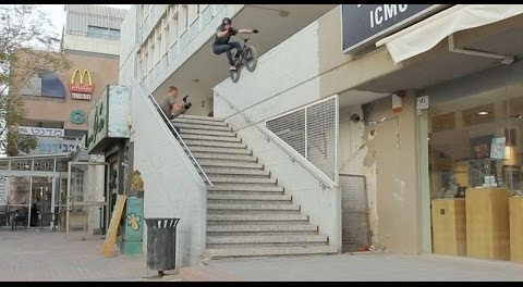BMX – ALEX DONNACHIE 20TWENTY TEL AVIV VIDEO