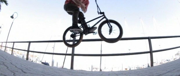 BMX Basics: How To Barspin With Dan Conway