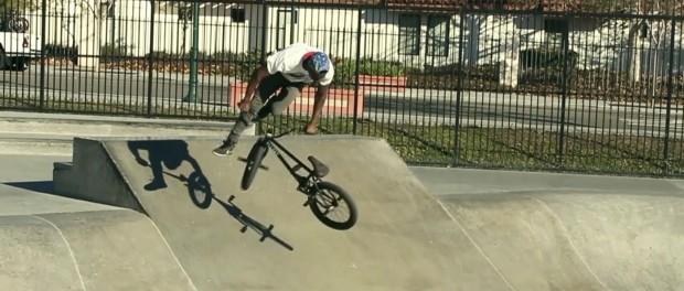 BMX: Demarcus Paul In San Diego