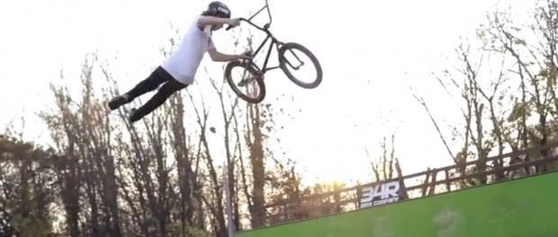 BMX – IREK RIZAEV – WELCOME TO HELLRIDE