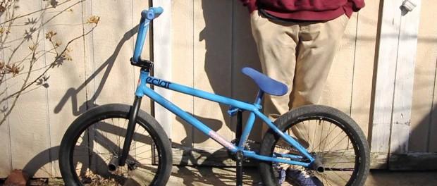 BMX: Shane Weston – Fly Bikes Isla Signature Line