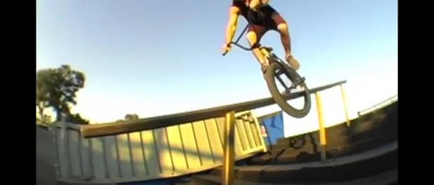 BMX: Tammy McCarley Park Edit