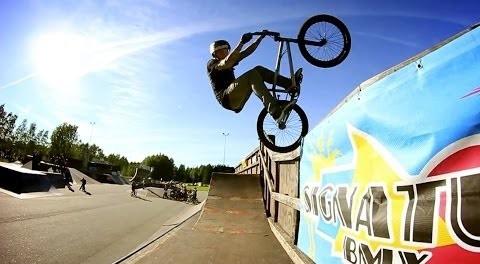 RUSSIA BMX PARK – PAVEL TERENTEV