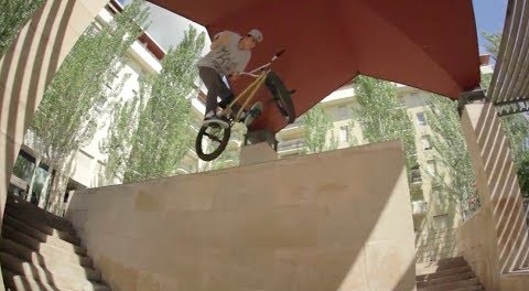BMX – 16 YEAR OLD TOM DEVILLE