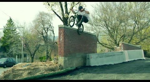 BMX – DAVE THOMPSON VERDE VIDEO