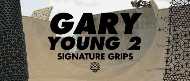 BMX – Gary Young – Signature Grips 2014