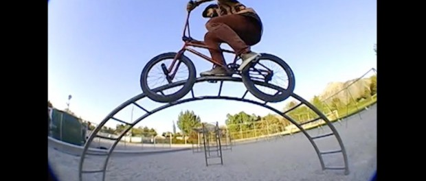 "BMX- Mike Mastroni/Tate Roskelly ""Ruin Your Whole Summer"" Section"
